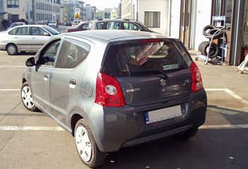 Suzuki Alto na gaz