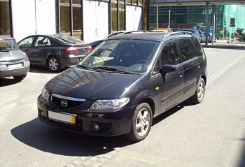 Mazda Premacy na gaz
