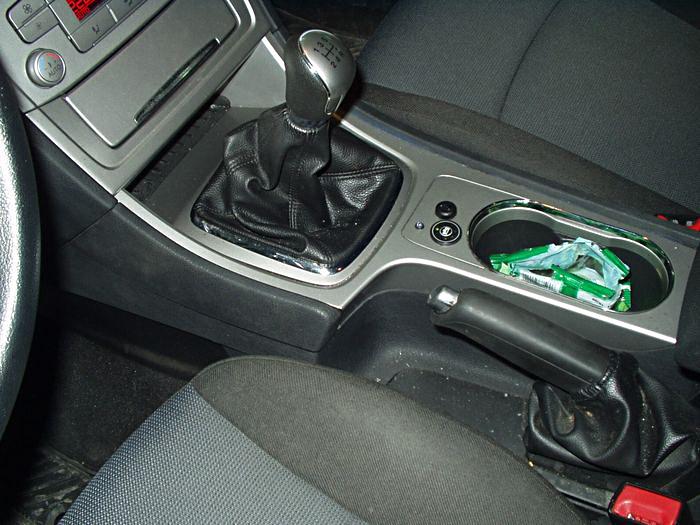 Przełącznik gazu w Fordzie Mondeo