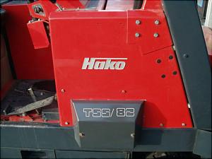 Maszyna myjąca HAKO