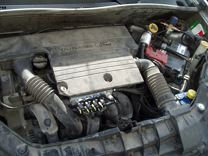 Silnik w Ford Fusion