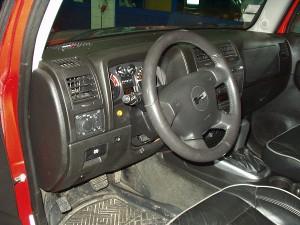 Przełącznik gazu w Hummer H3