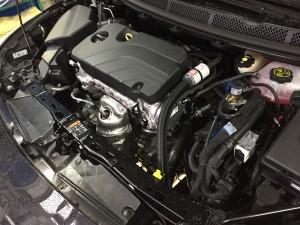 Opel Astra instalacja BRC