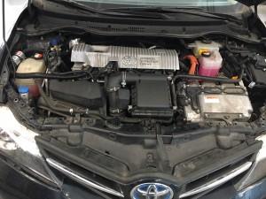Toyota Auris silnik