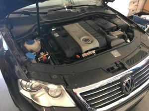 VW Passat 2006 2,0 147kw silnik