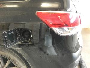Nissan Pathfinder wlew gazu LPG