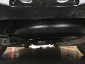 Nissan Pathfinder butla z gazem
