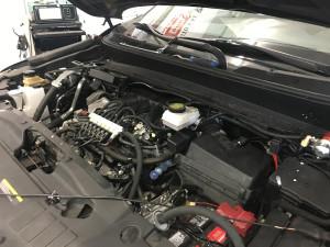 Nissan Pathfinder wtryski gazu