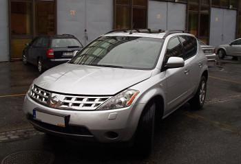 Nissan Murano na gaz