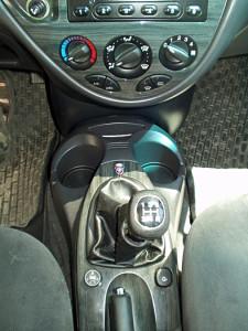 włącznik gazu w Fordzie Focus