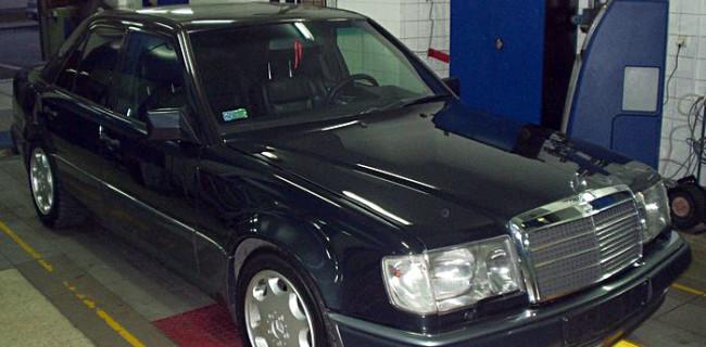 Mercedes 500