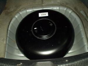 Zbiornik z gazem w Fordzie Mondeo 3