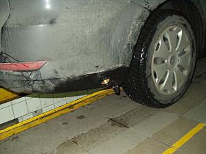 Jak wygląda wlew paliwa w Fordzie Mondeo z gazem