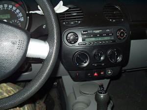 Przełącznik gazu w Volkswagen New Beetle