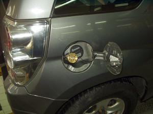 Wlew paliwa w Suzuki Vitara