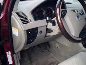 Włącznik gazu w Volvo XC90