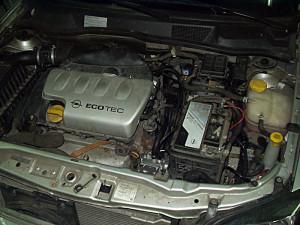 Silnik w Opel Astra Bertone