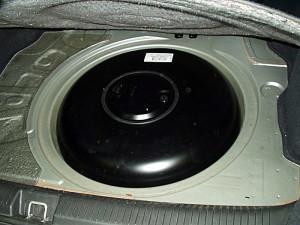 Pojemnik z gazem w Opel Astra Bertone