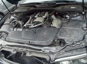 Silnik w bmw 745