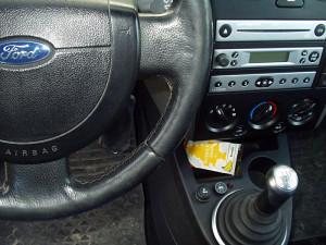 Włącznik gazu w Ford Fusion