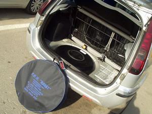 Butla gazowa w Ford Fusion