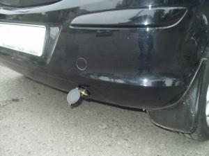 Wlew gazu w Opel Corsa