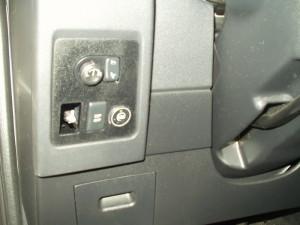 Włącznik gazu w Nissan Quashqai