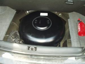 Butla gazowa w Saab