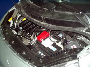 Silnik w Renault Scenic
