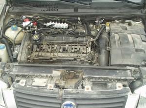 Silnik z systemem gazowym w Fiat Stilo