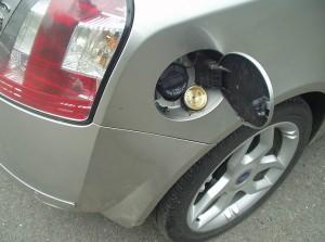 Wlew paliwa do Fiata Stilo