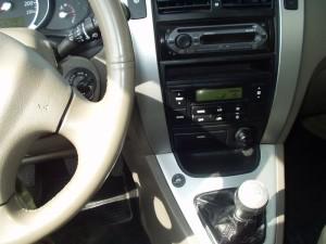 Włącznik gazu w Hyundai Tuscon