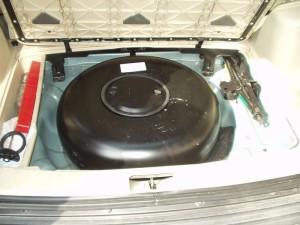 Zbiornik z gazem w Hyundai Tuscon