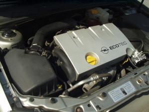 Silnik w Opel Vectra C