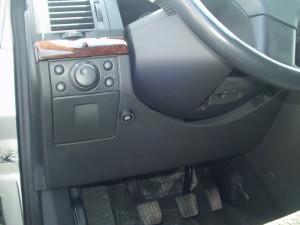 Włącznik gazu w Opel Vectra C