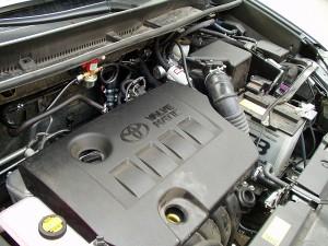 silnik w Toyota RAV4