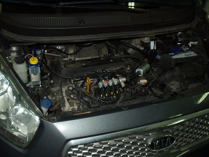 silnik w KIA Venga