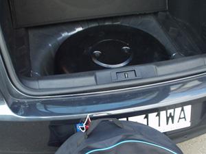 Butla z gazem w Renault Laguna