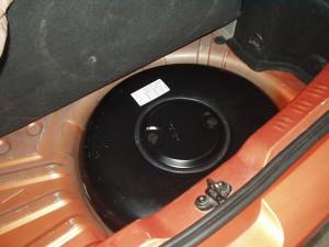 butla z gazem Renault Twingo
