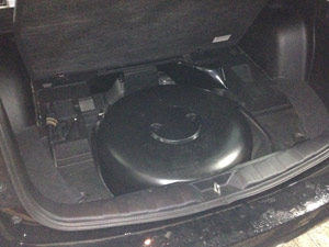 Subaru-Forester-butla-z-gaz