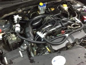 Subaru-Forester-silnik