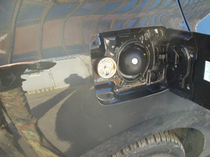 Dacia-Logan-wlew-gazu