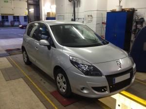 Renault Scenic III LPG