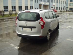Instalacja Gazowa Dacia Lodgy 1.6