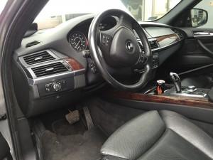 Przełącznik gazu w BMW