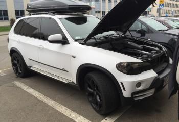 Instalacja gazowa lpg w BMW X5