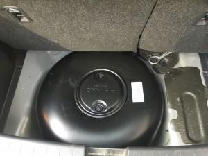 Nissan Note zbiornik na gaz
