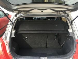 Bagażnik Nissana Note