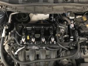 Mazda CX5 silnik