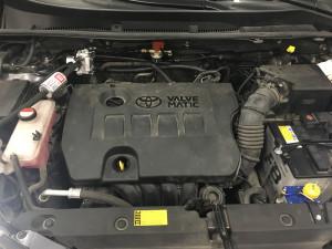 Toyota Rav4 silnik z gazem
